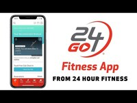 Get the 24GO Fitness App From 24 Hour Fitness