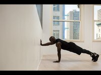 Prone Wall Warding - Love Your Body Workout