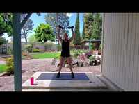 Full Body Strength Circuit w/ Nicole | Home Workout, Dumbbells Needed!