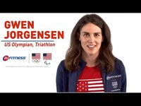 Meet two-time World Champion Triathlete, Gwen Jorgensen