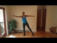 TOTAL BODY SCULPT w/ ANGELICA // HOME WORKOUT + NO EQUIPMENT