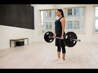 Deadlift- Love Your Body Workout